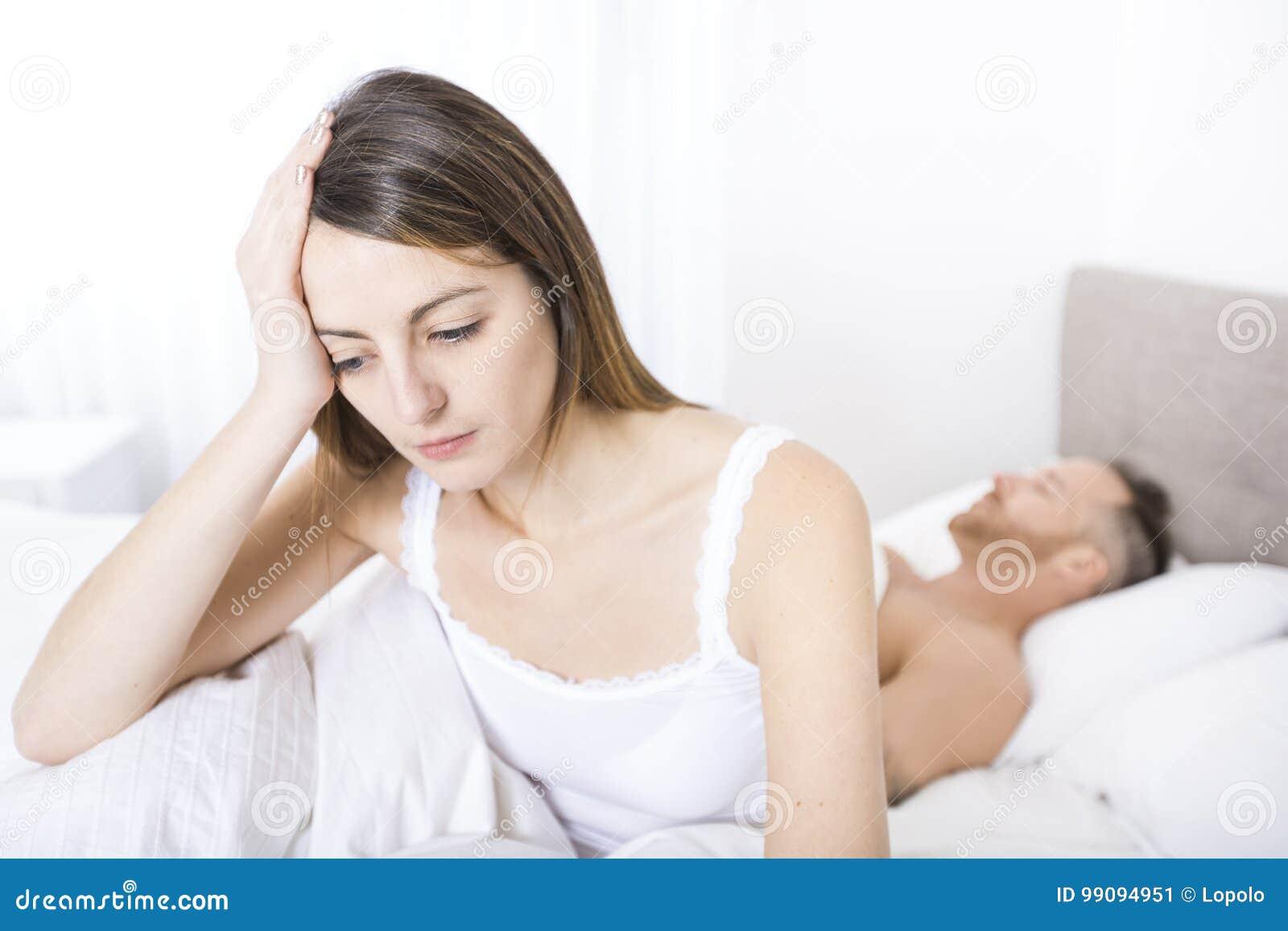少妇由在关系的问题担心