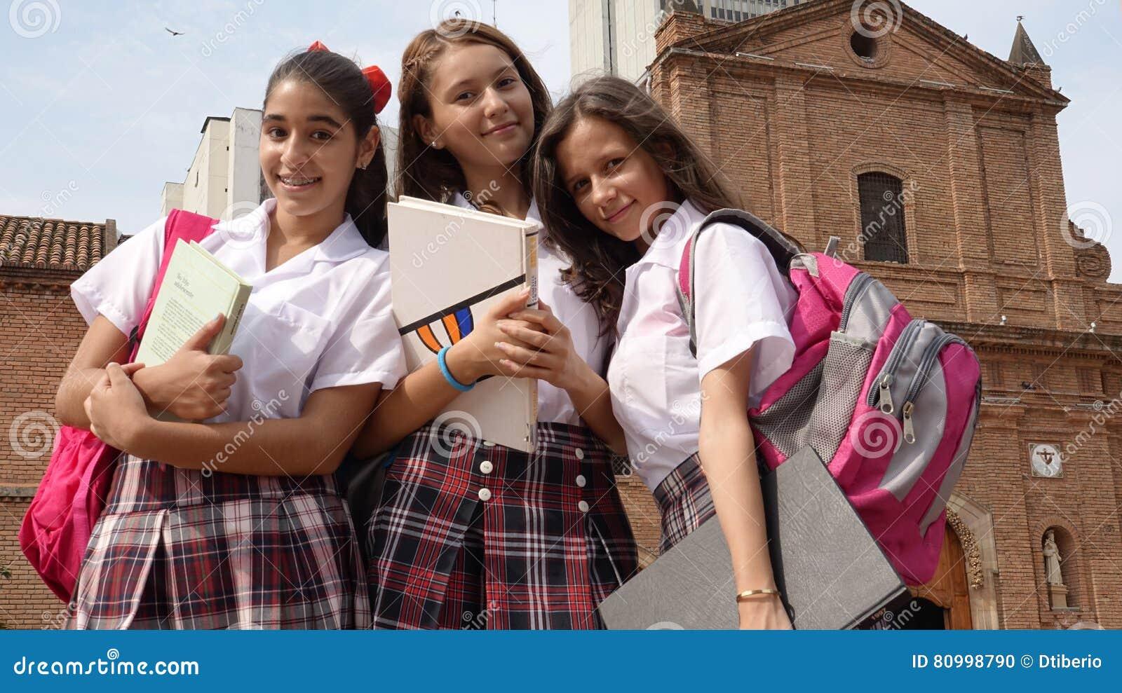 少年天主教学校女孩