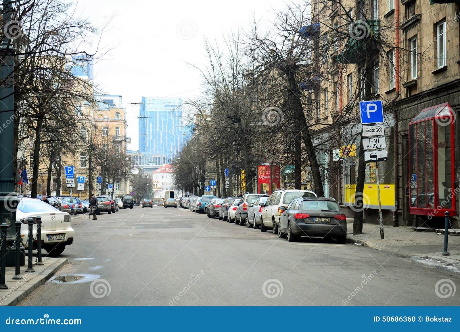 Download 维尔纽斯市上午时间冬天视图 编辑类图片. 图片 包括有 外部, 顽皮地, beauvoir, beautifuler - 50686360