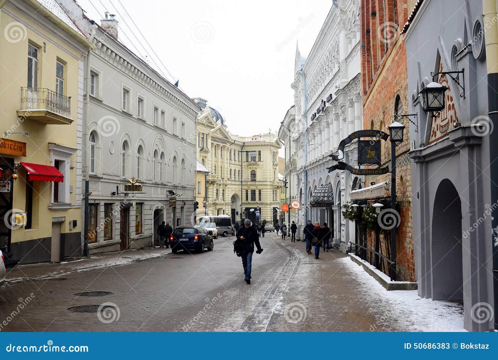 Download 维尔纽斯从Gediminas城堡塔的冬天全景 编辑类库存照片. 图片 包括有 地标, 通风, 降低, 立陶宛 - 50686383