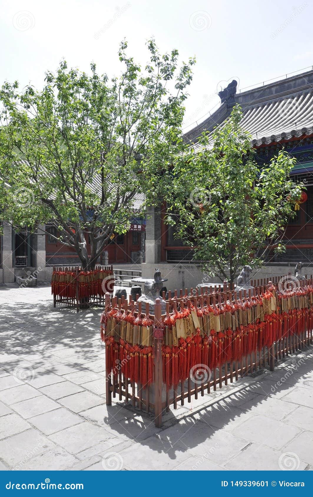居庸关庭院汉语长城祷告地方