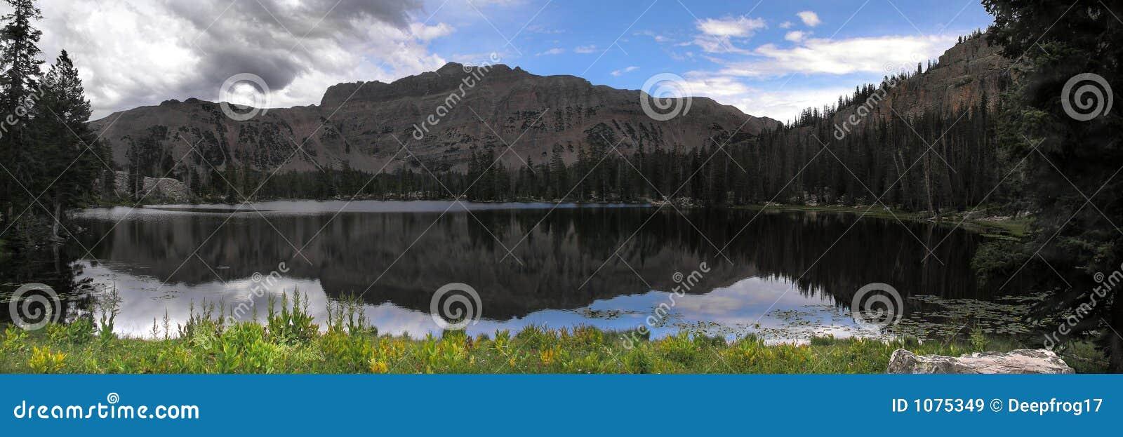 山全景反映