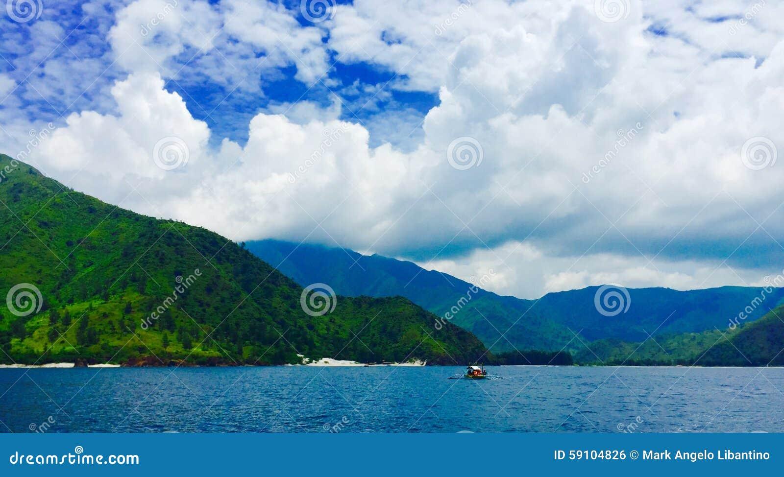 山和海洋1