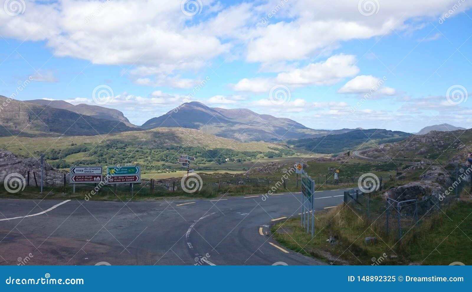 山景Roadtrip爱尔兰