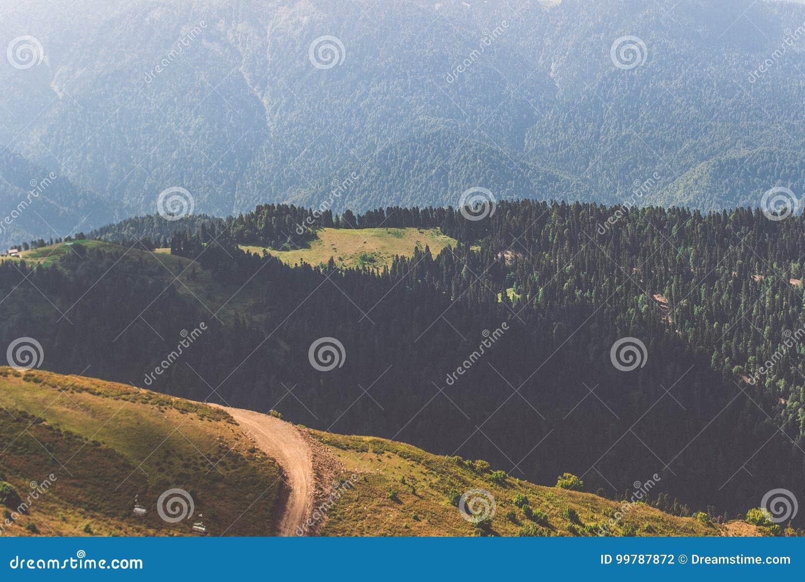 山Roza Khutor