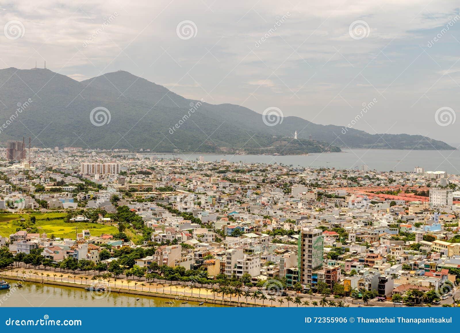 岘港市市2015年5月商业区