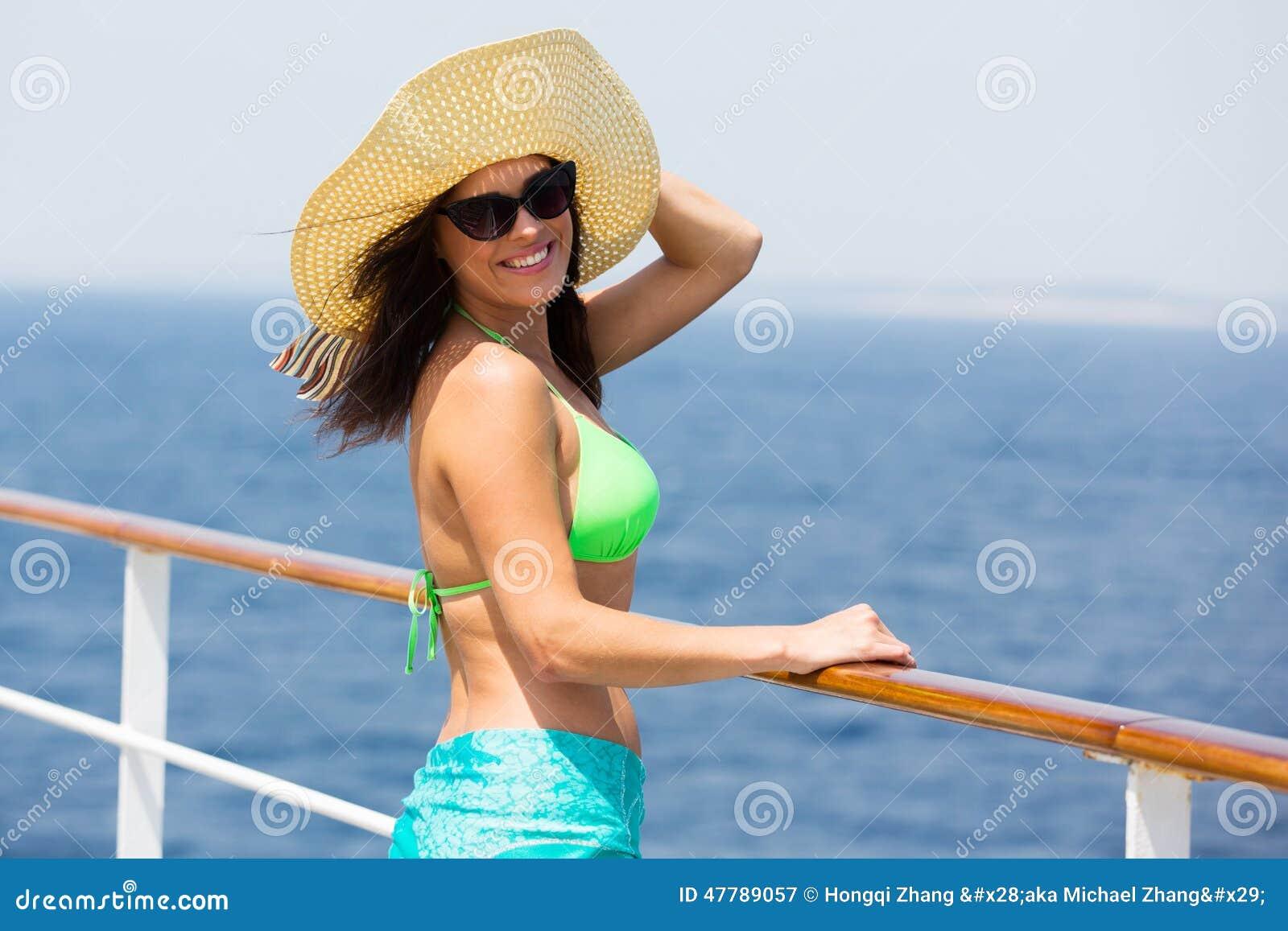 巡航的妇女