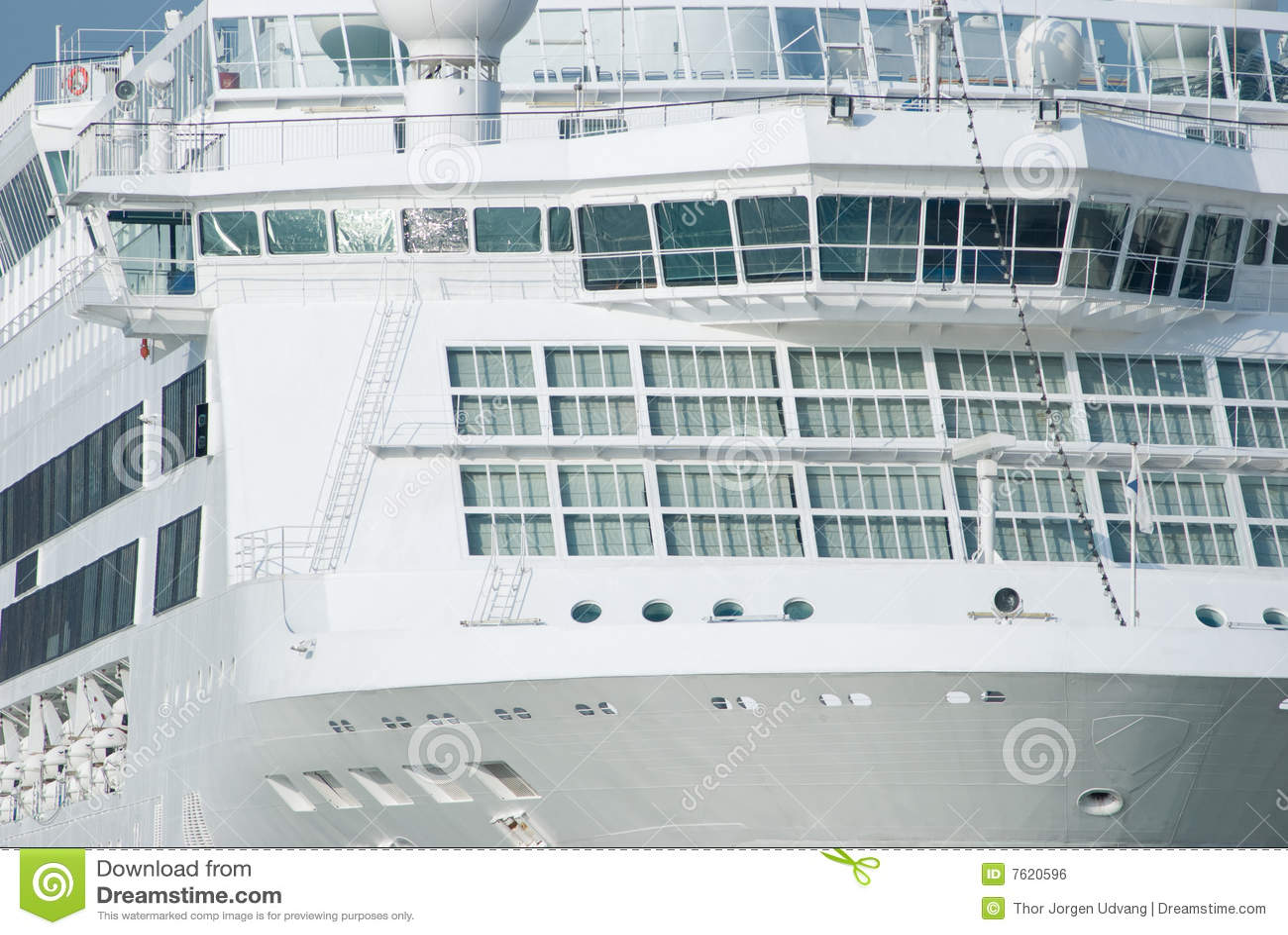 巡航详细资料船