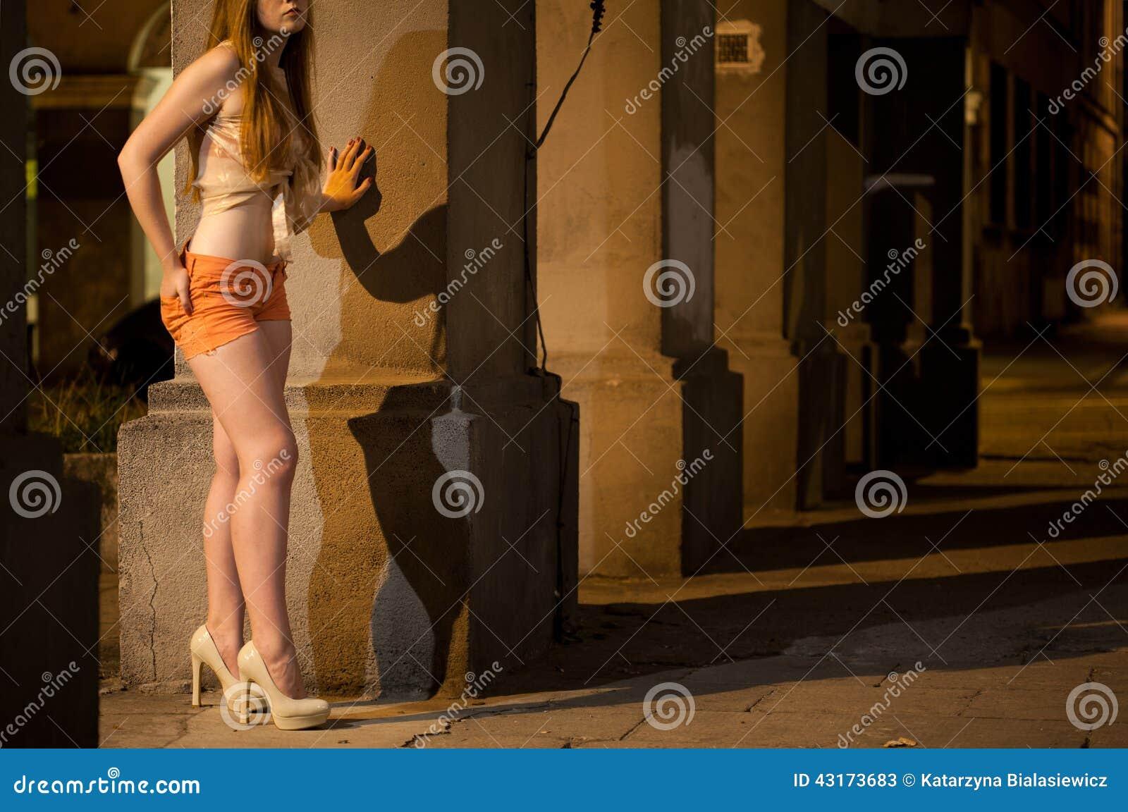 prostituta callejera prostitutas calle atocha