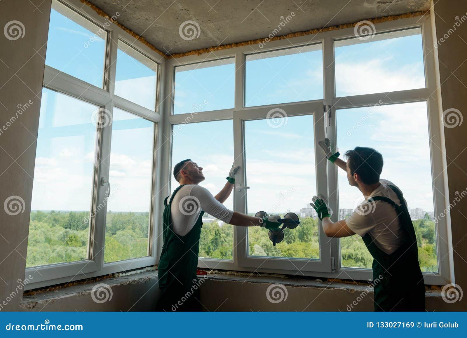 工作者安装一个窗口