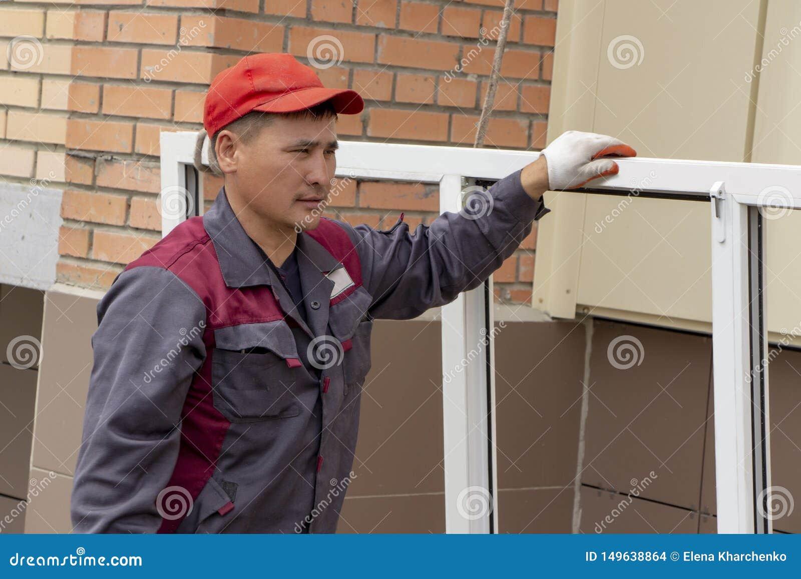 工作者安装窗口培养窗口高地板