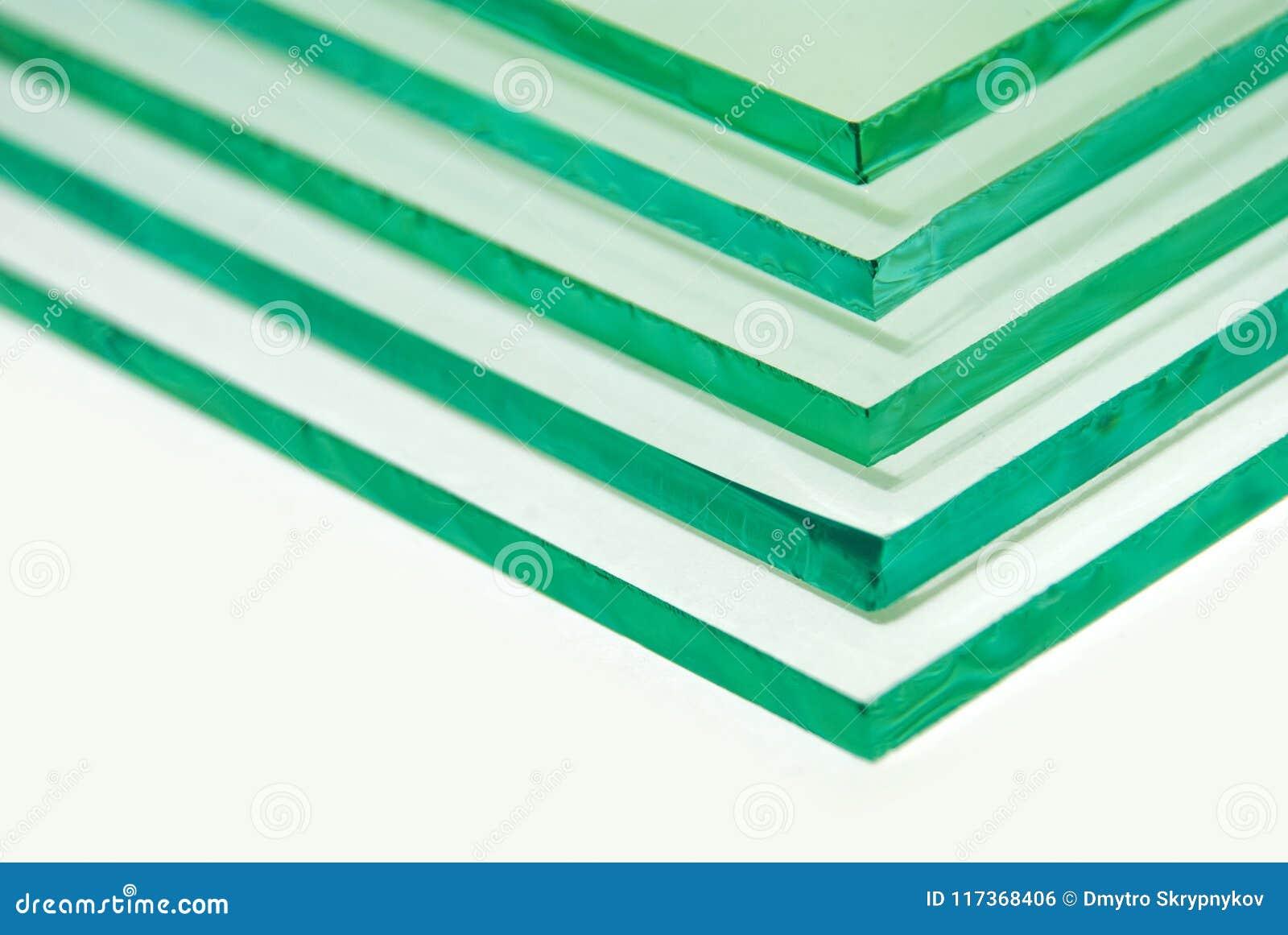 工厂制造的缓和清楚的浮法玻璃盘区板料按尺寸裁剪的