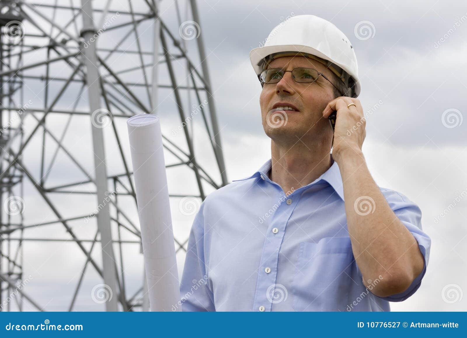 工程师移动电话