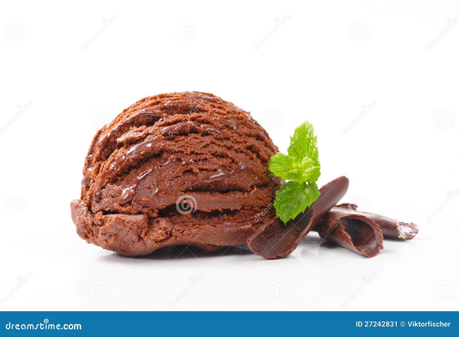 巧克力冰淇凌