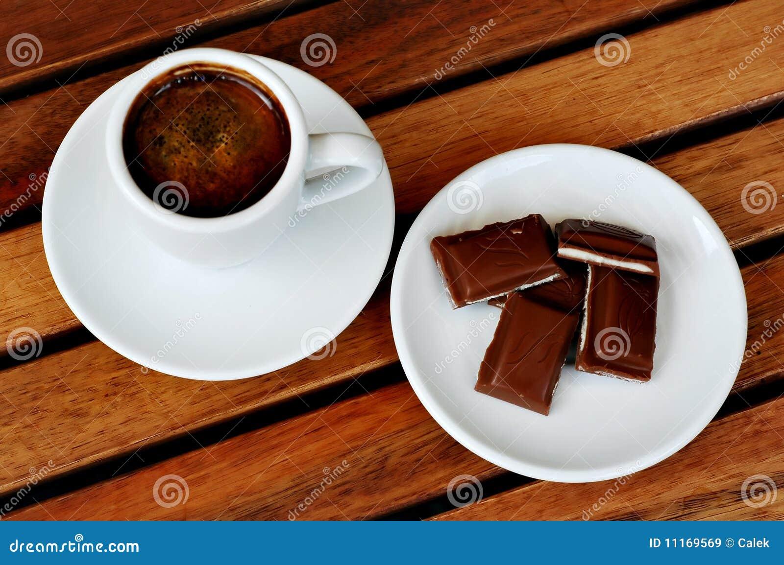 巧克力咖啡