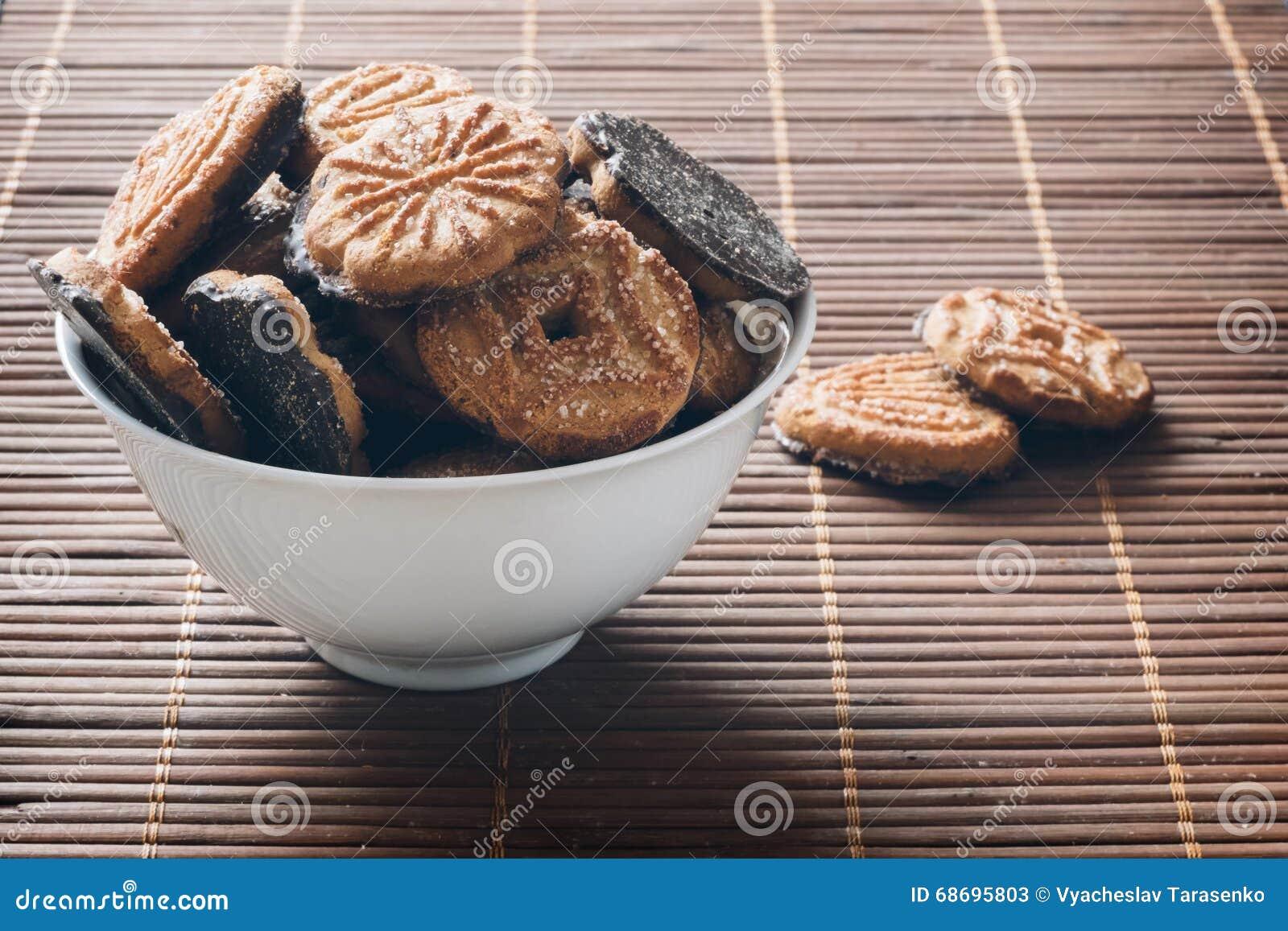 巧克力曲奇饼三