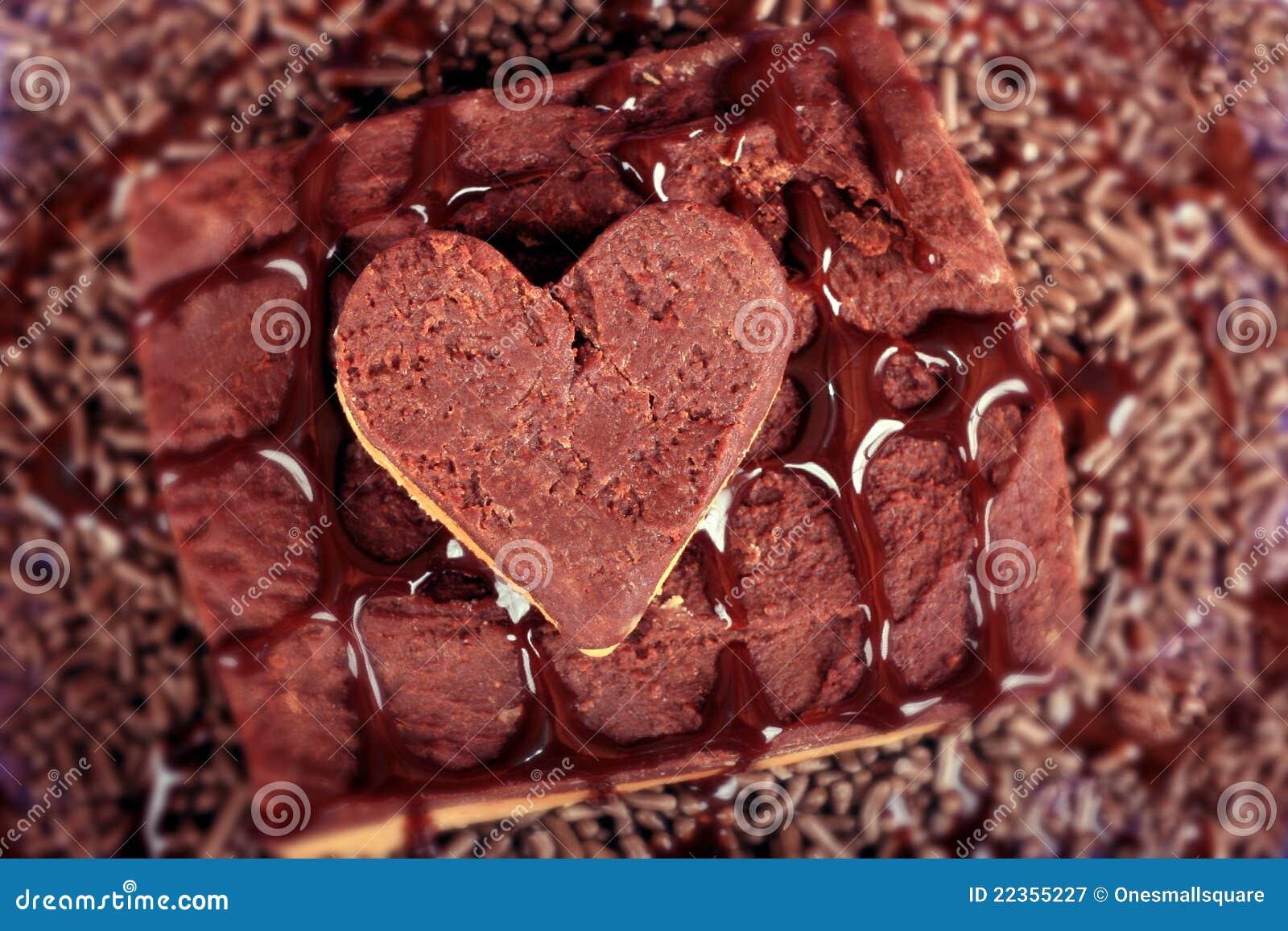 巧克力甜点