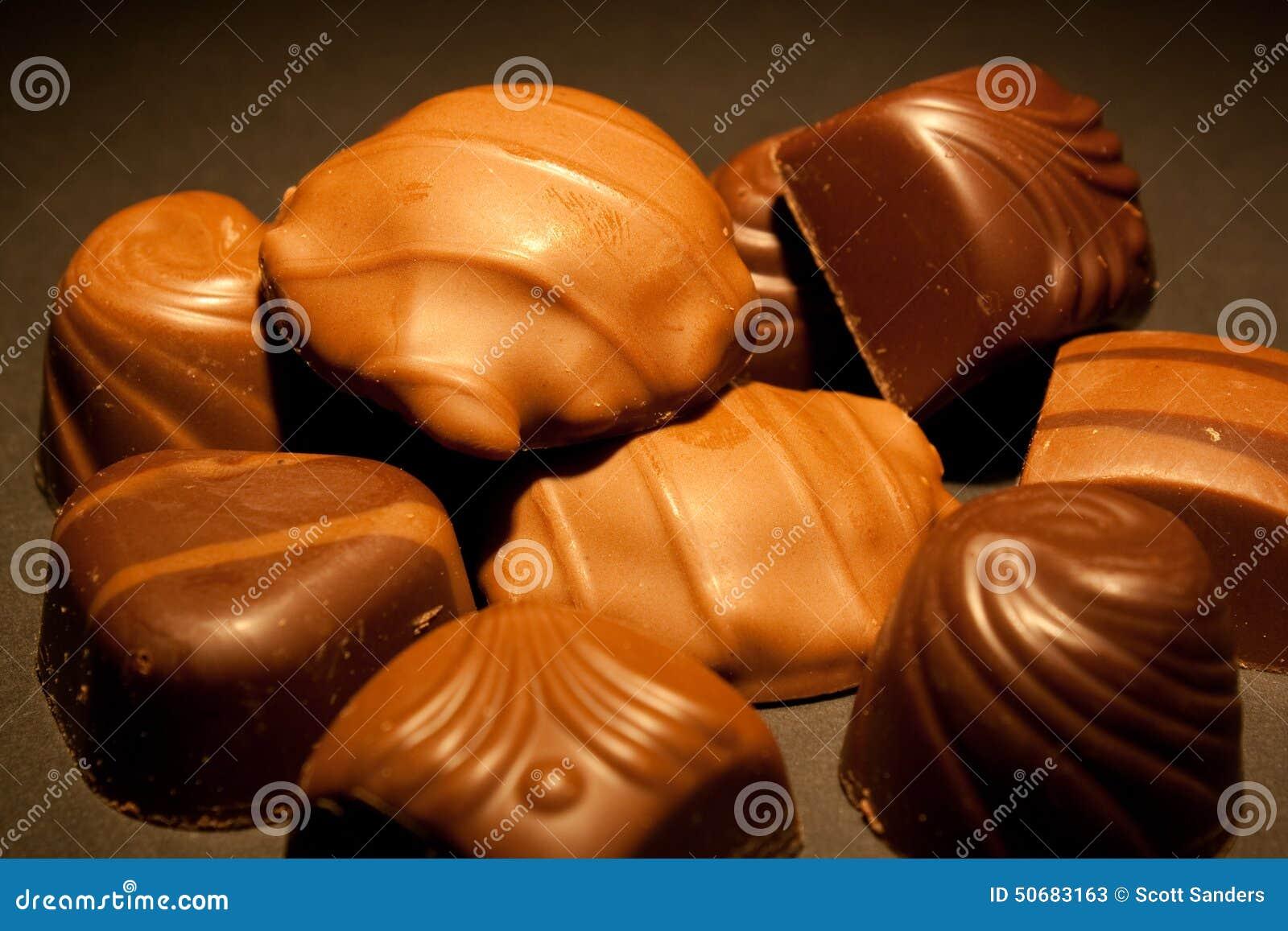 Download 巧克力 库存图片. 图片 包括有 糖果, browne, 款待, 关闭, 鲜美, 可口, 巧克力, 点心 - 50683163
