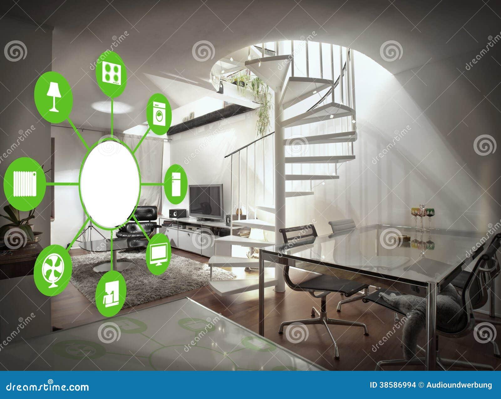 巧妙的家庭设备-家庭控制