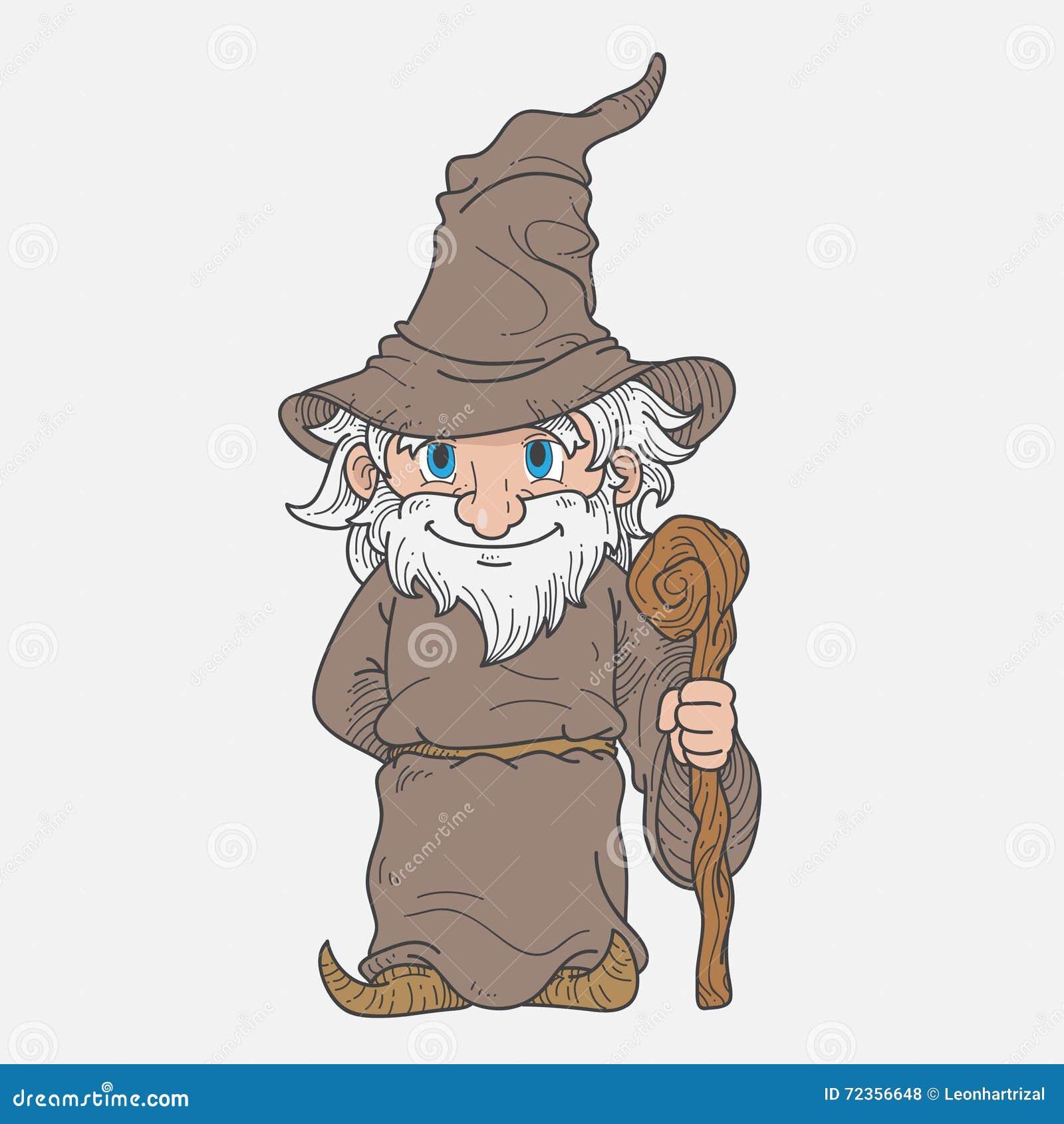 巫术师吉祥人