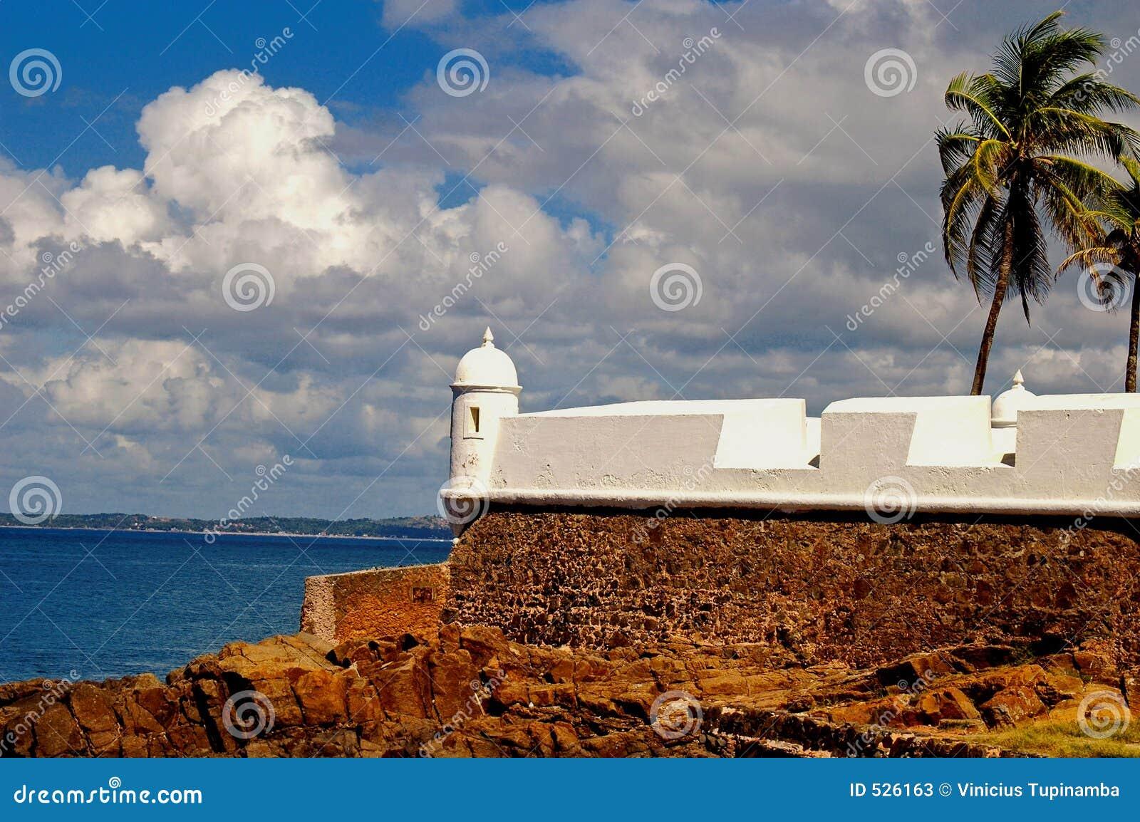 Download 巴伊亚萨尔瓦多 库存图片. 图片 包括有 云彩, 有历史, 旅行, 长处, 筑堡垒于, 海运, 灯塔, 纪念碑 - 526163