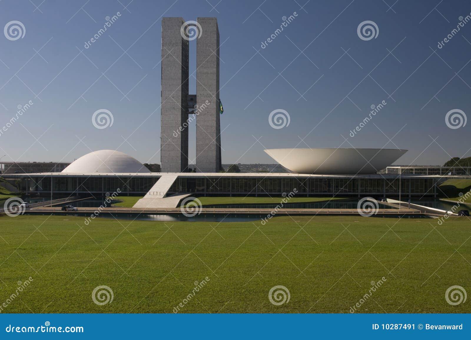 巴西利亚巴西国会国民