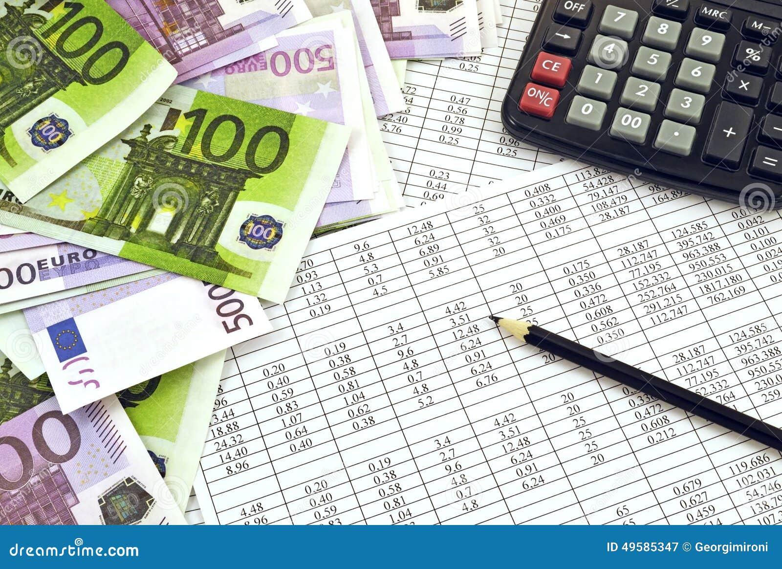 货币和计算器