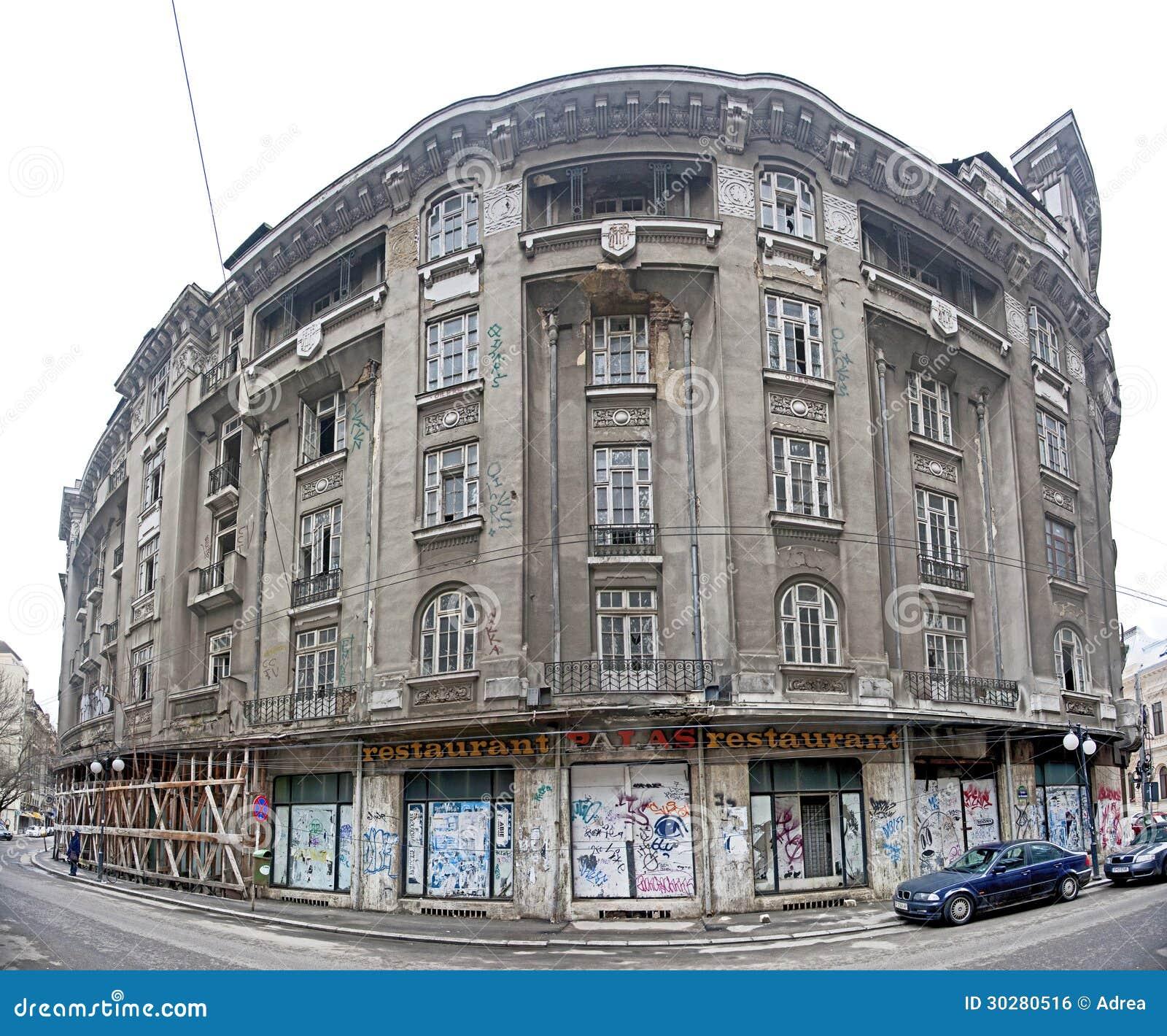布加勒斯特老大厦Palas餐馆