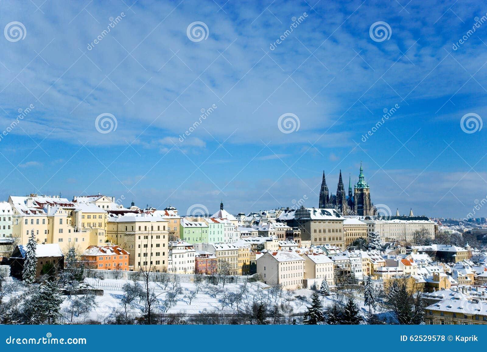 布拉格城堡和一点镇,布拉格(联合国科教文组织),捷克共和国