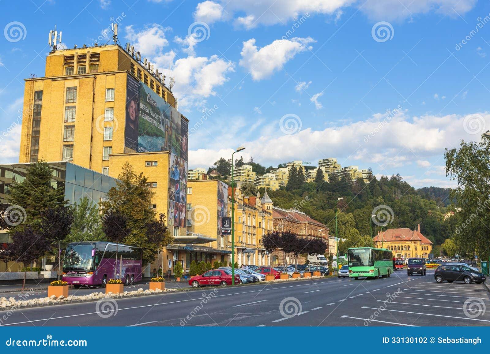布拉索夫市,罗马尼亚