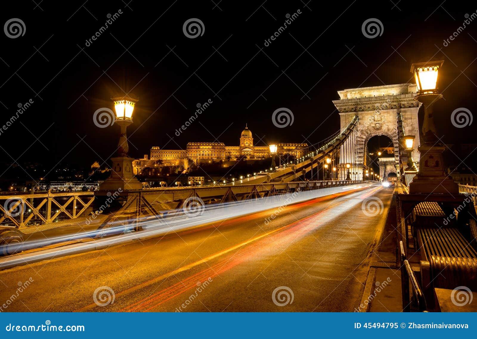 布达佩斯晚上