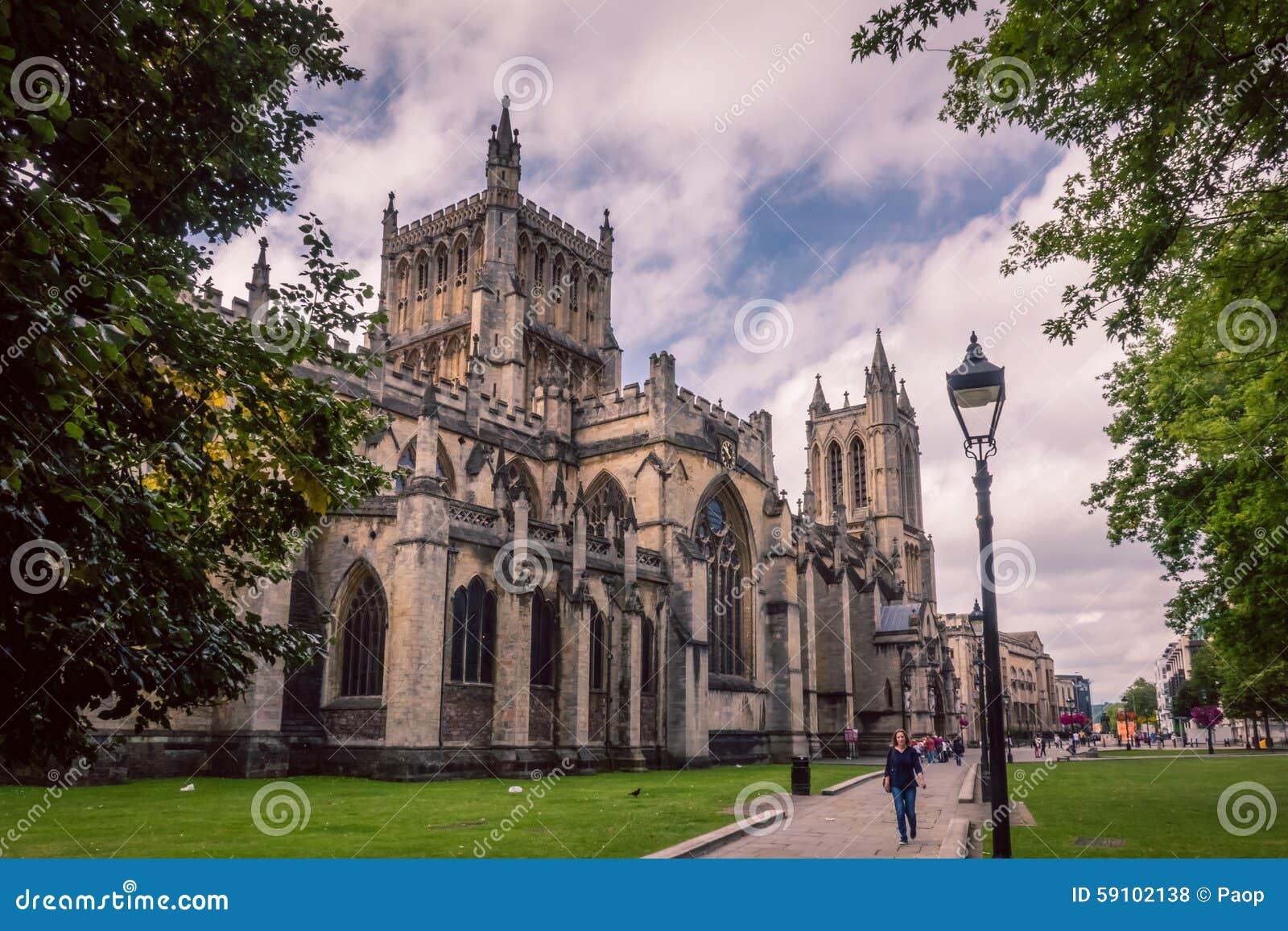 布里斯托尔大教堂