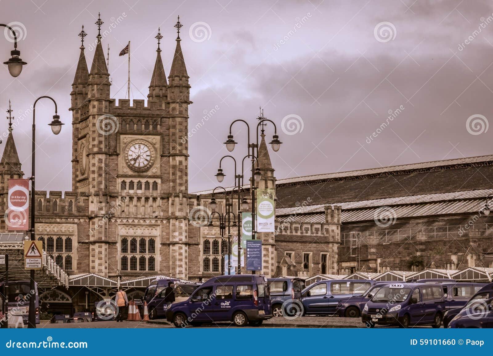 布里斯托尔火车站