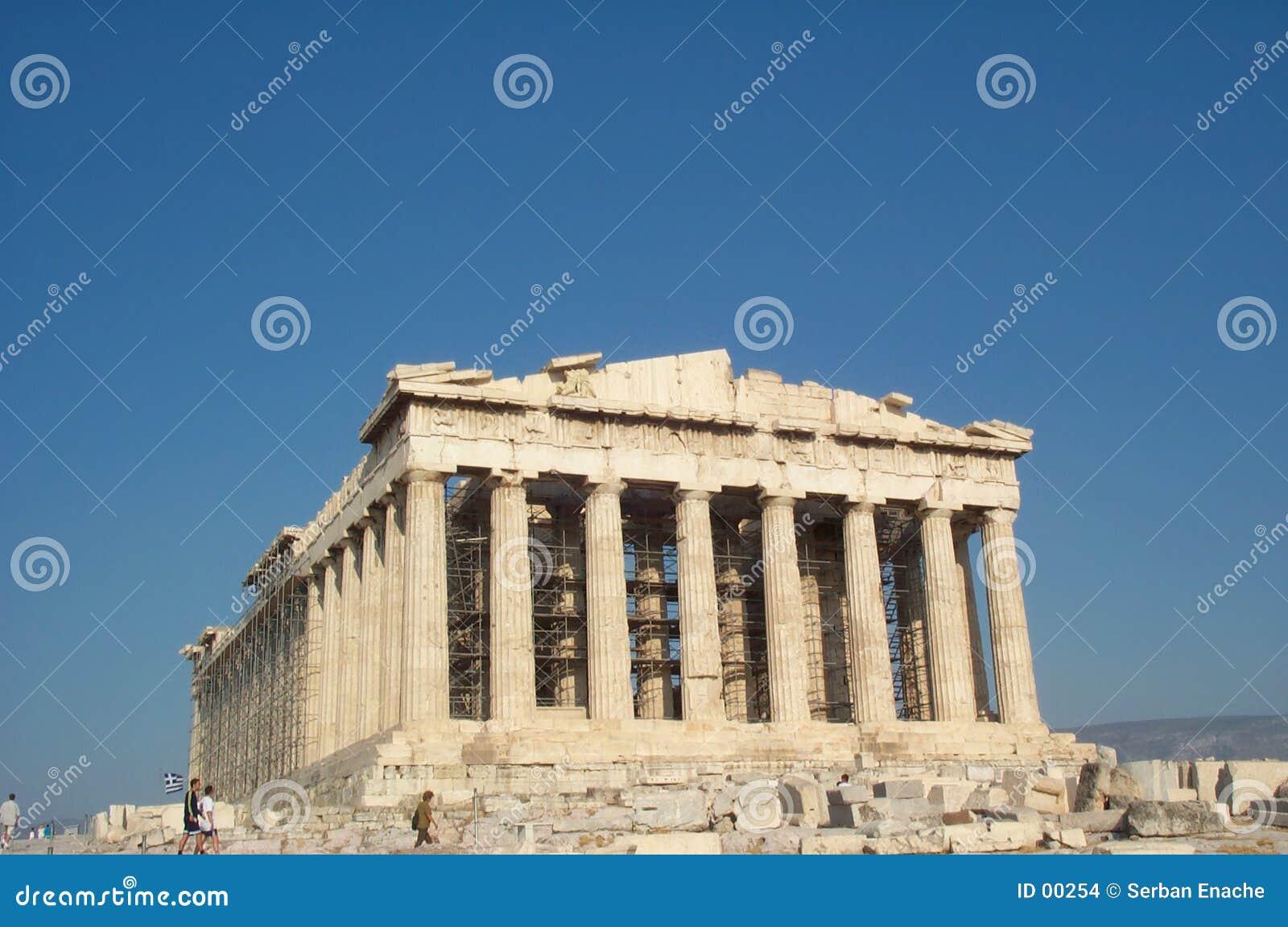 希腊帕台农神庙