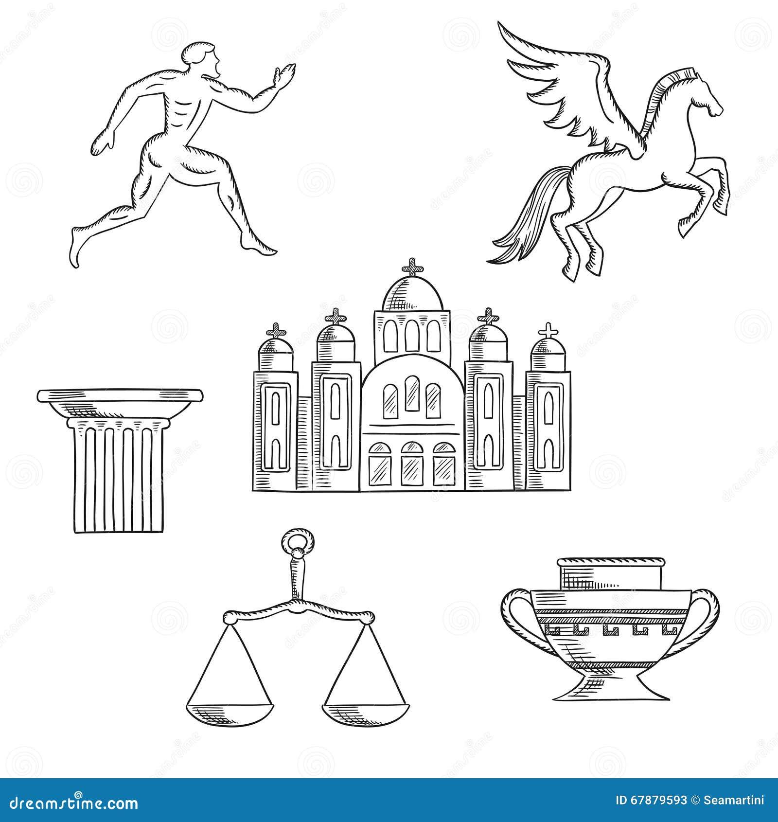 希腊文化和历史象