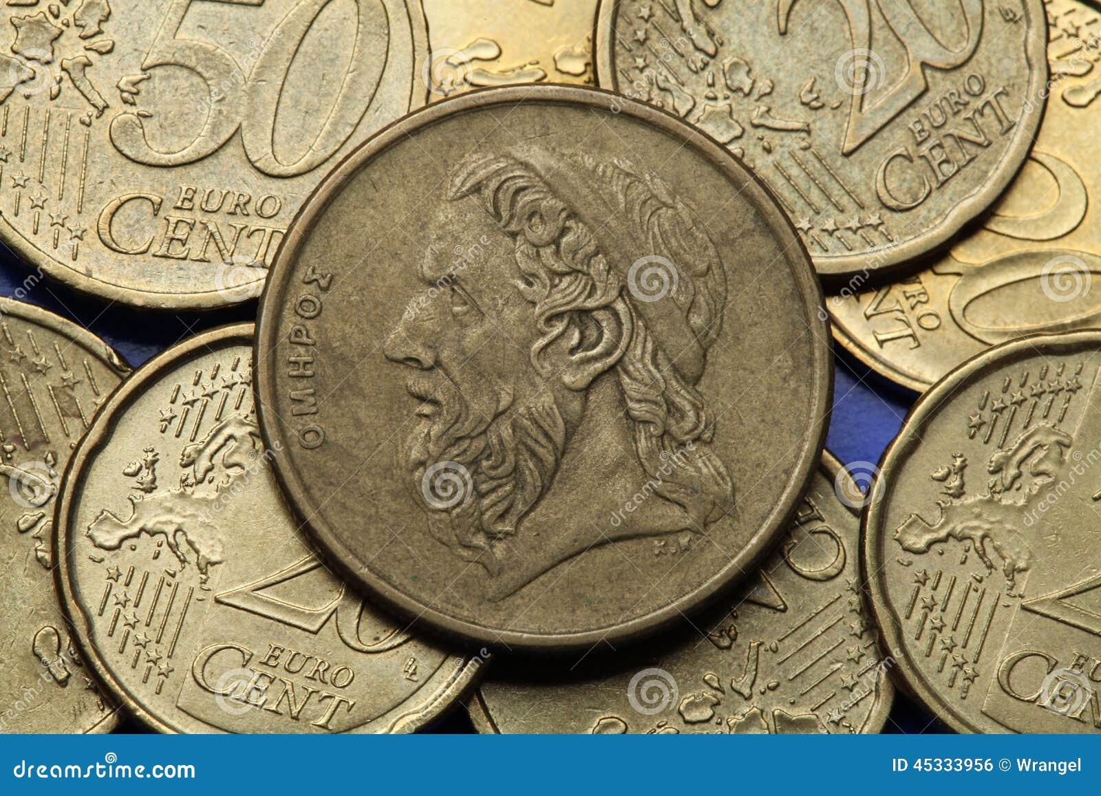 希腊的硬币
