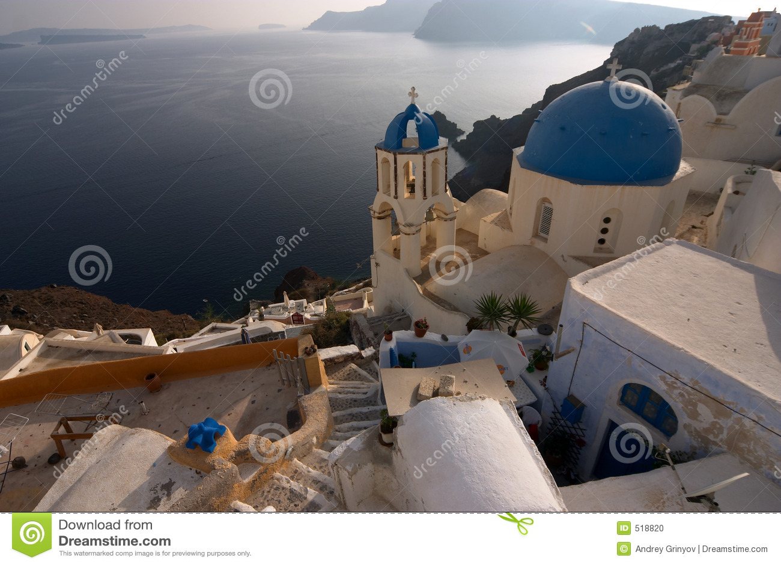 希腊santorini