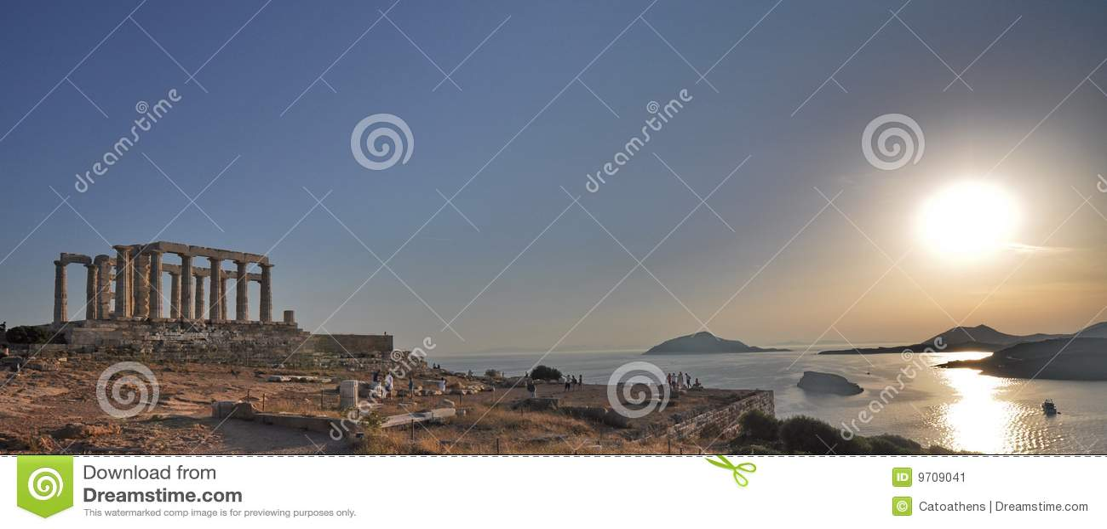 希腊sounion