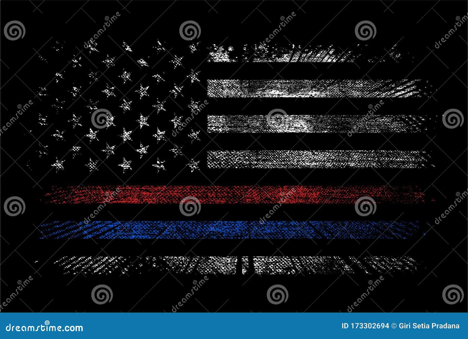 带烟火壁纸 背景股票矢量图的格朗基美国警察向量例证 插画包括有背景股票矢量图的格朗基美国警察 带烟火壁纸