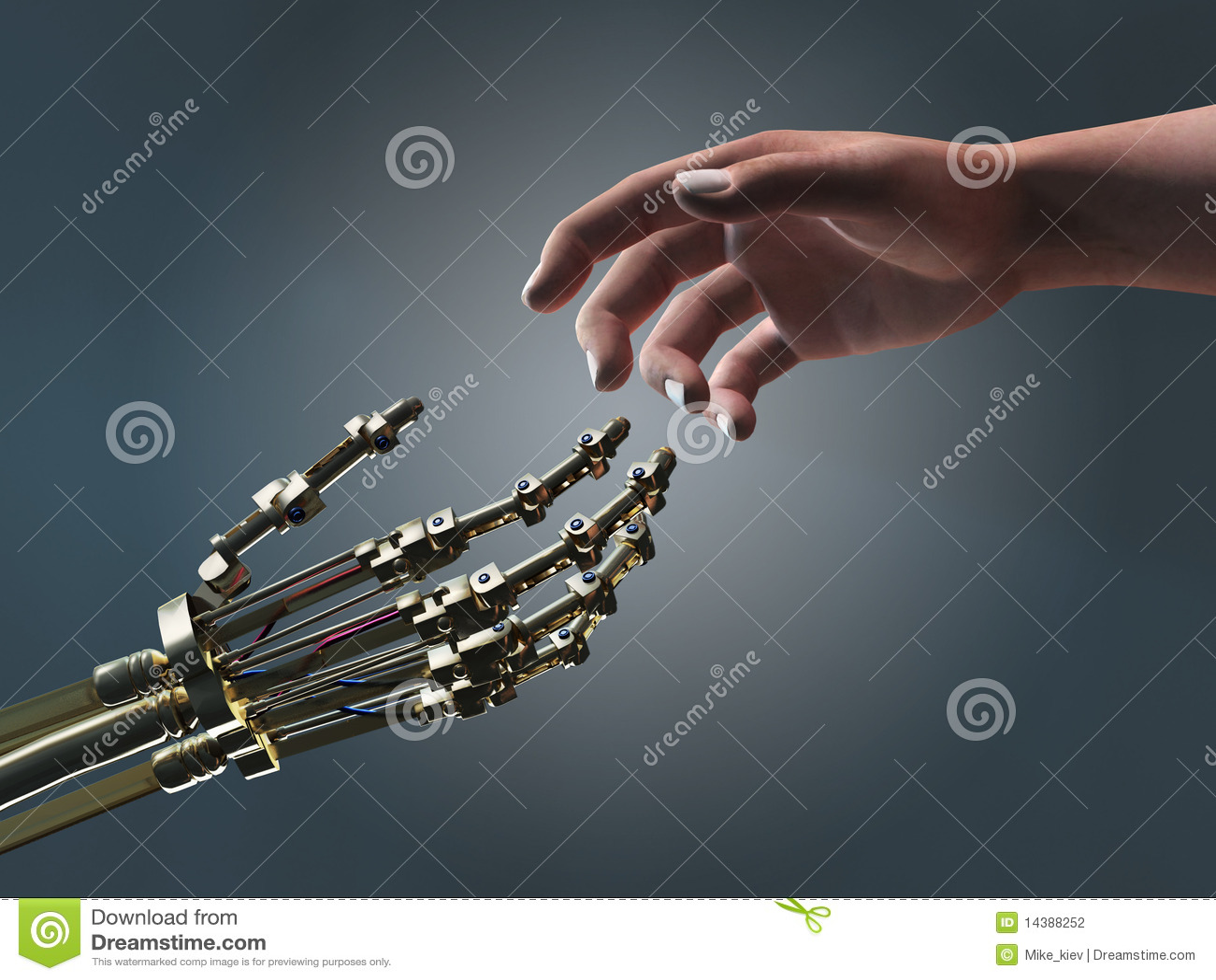 帮助人力机器人的现有量