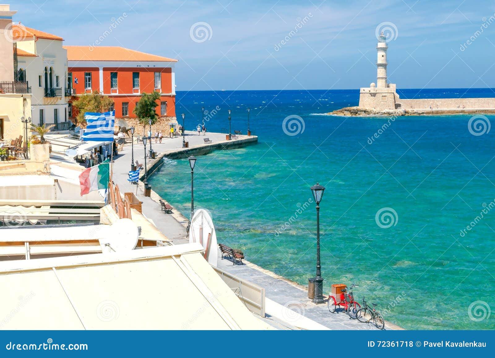 干尼亚州 老威尼斯式港口