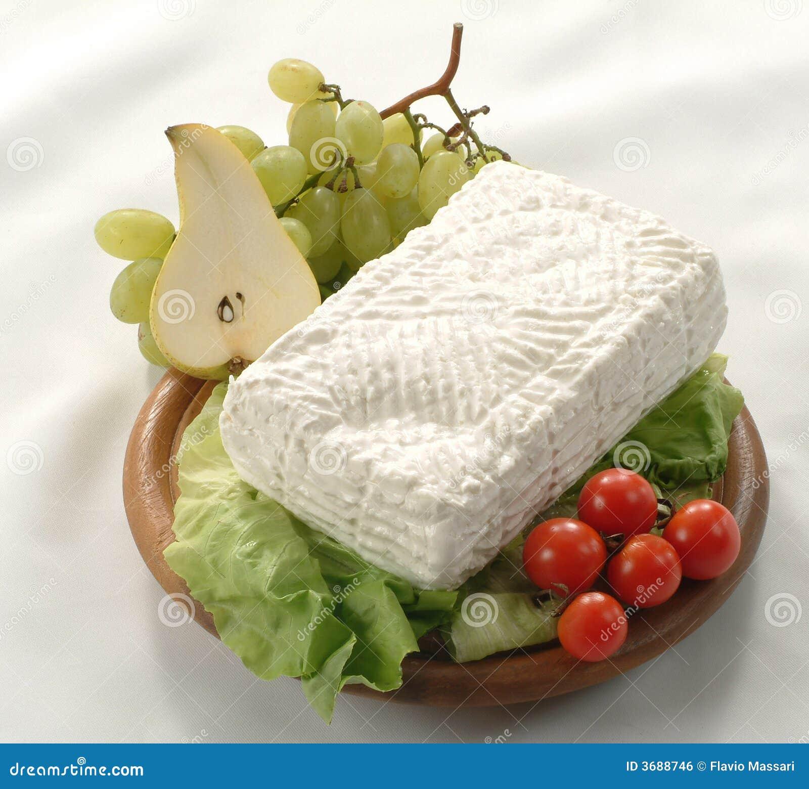 干酪母牛giuncata意大利宴会牛奶