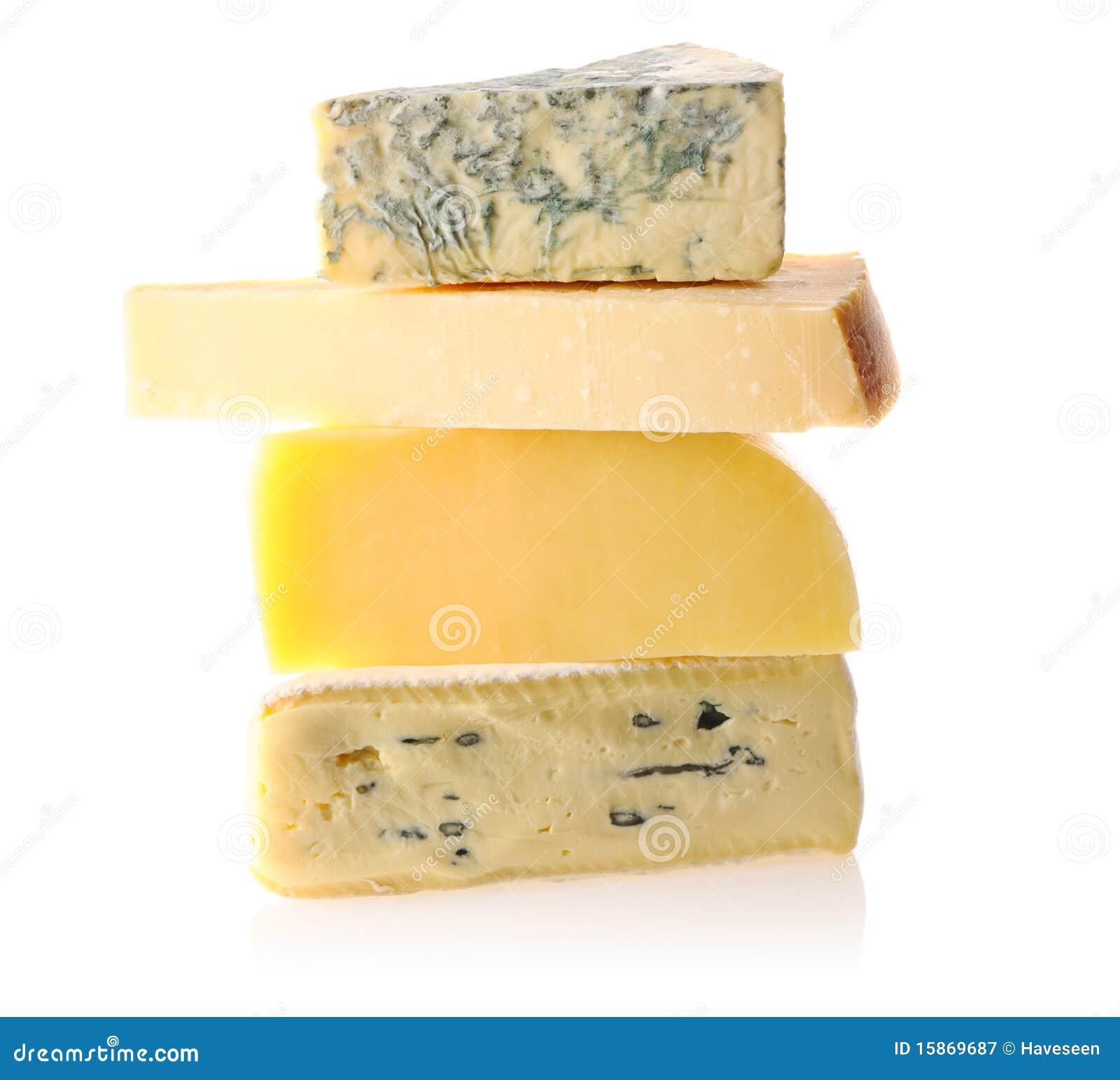 干酪键入多种