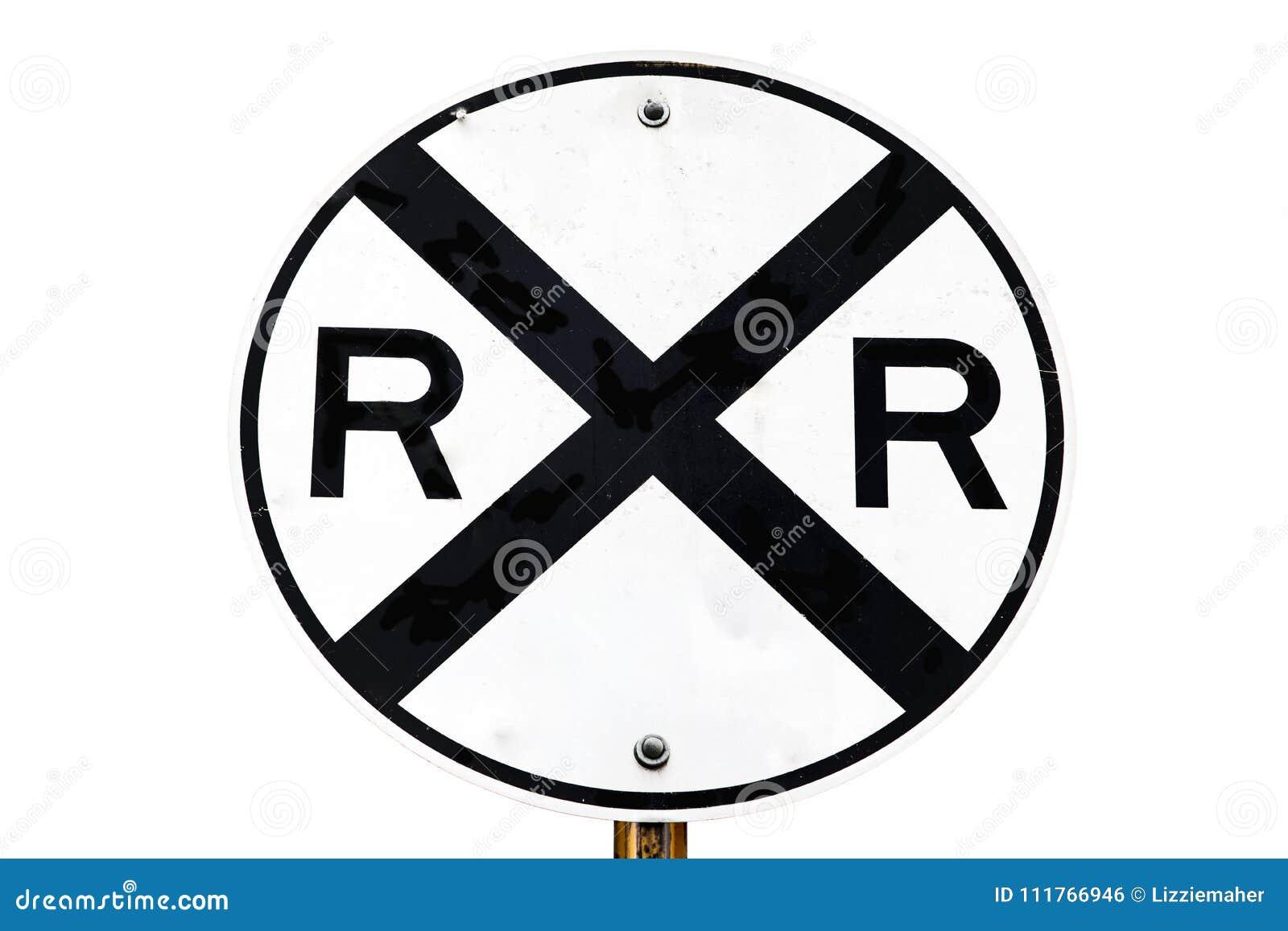 平交道口符号