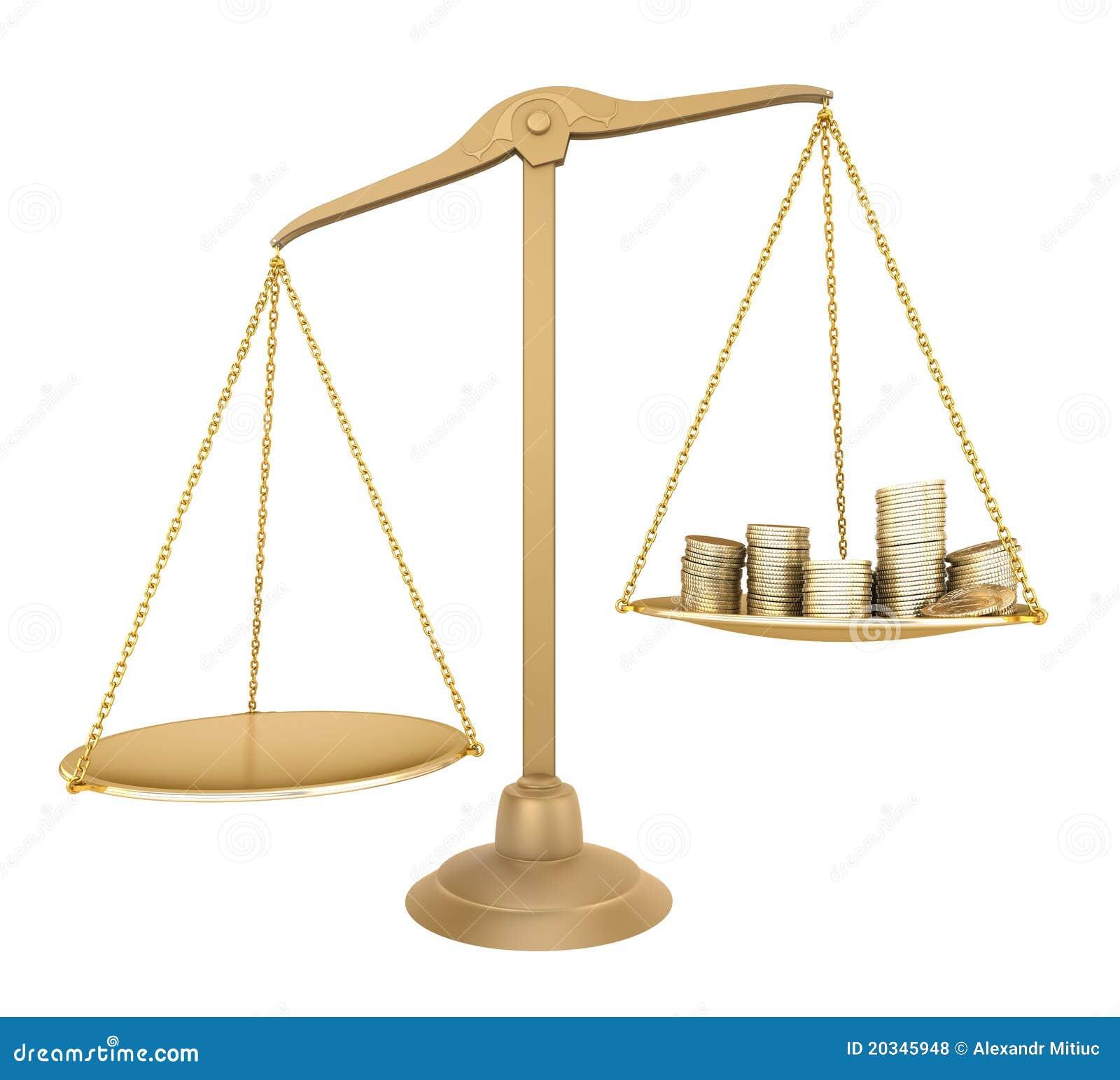 平衡金货币更多某事比