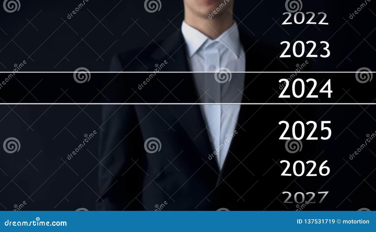 2024年在真正档案里,在统计的背景汇集的商人