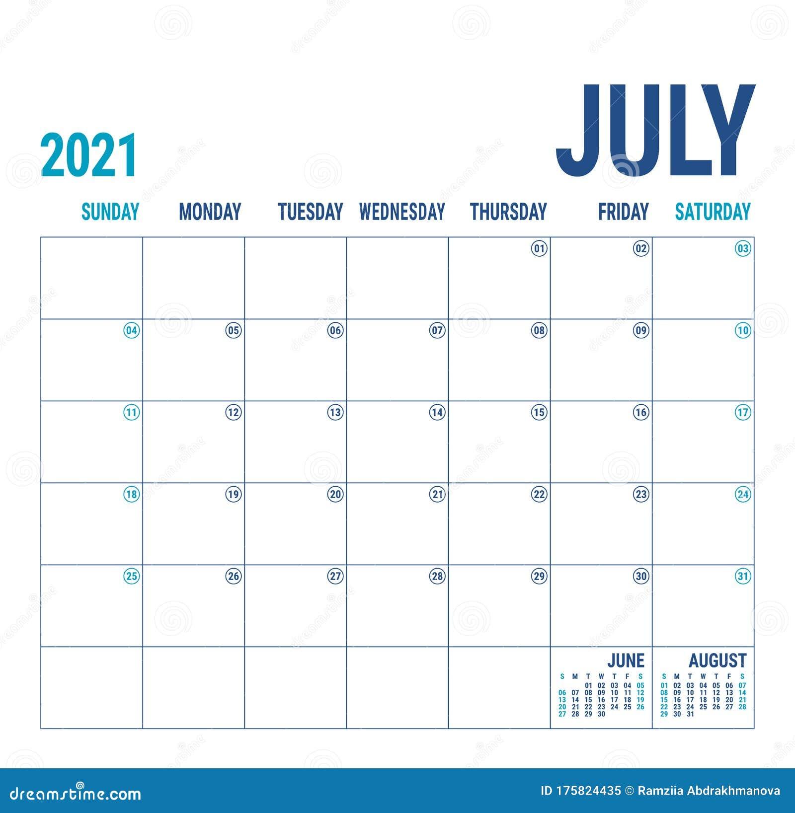 英語 七 月