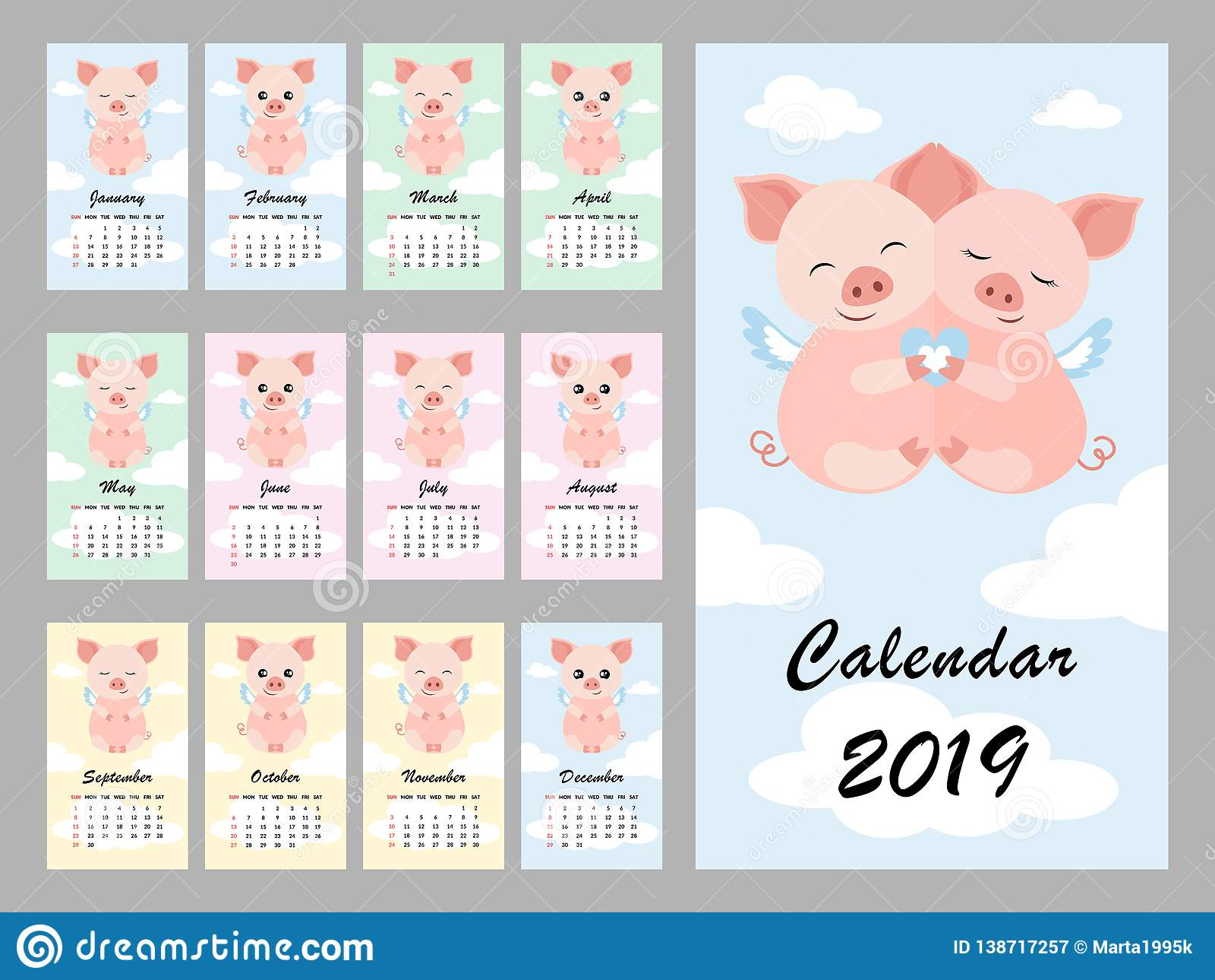 2018年 09 19_calendar_sloth
