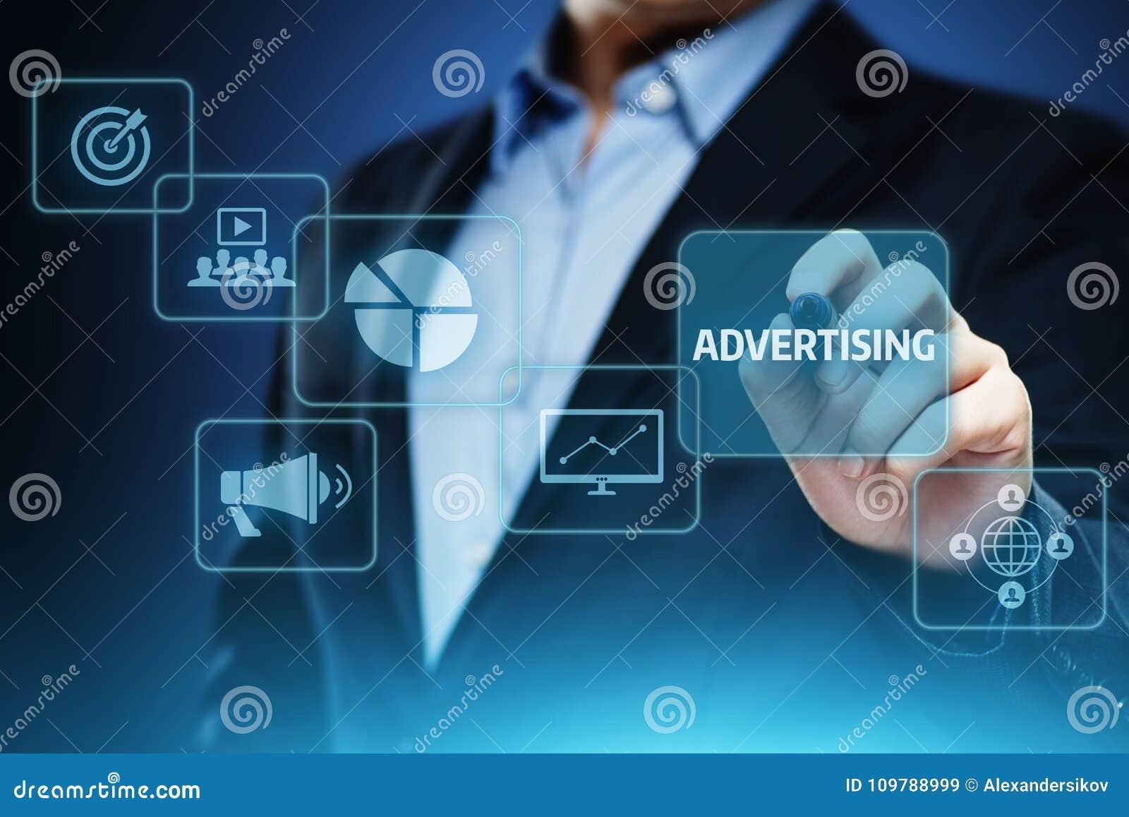 广告销售计划烙记的企业技术概念