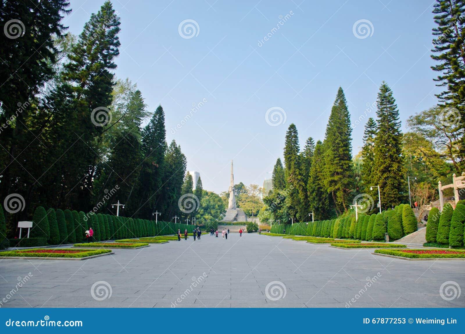 广州迫害公墓
